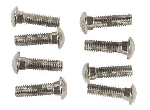 Classic VW Bumper Bolts for Early Beetle Bumpers Empi 98-1013 - dubparts.com
