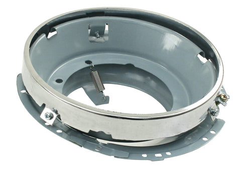 Classic VW Headlight Retaining Unit 67-79 Type 1, Type 3 Empi 98-1064 - dubparts.com