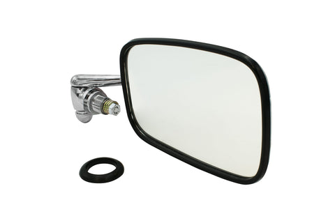 Classic VW Oval Right Side Mirror Thru 67 Empi 98-8582