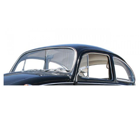 Classic VW Window Molding Kit with Groove 72-77 Empi 98-4544-B - dubparts.com