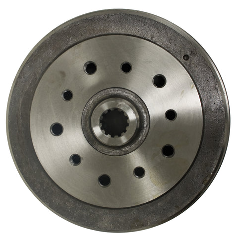 Classic VW Dual Pattern Type 1 Rear Brake Drum 5 x Porsche/Chevy Empi 98-5002-7 - dubparts.com