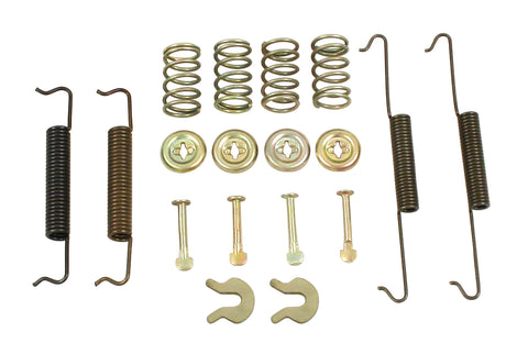 Classic VW Drum Brake Hardware Kit 98-6989-B - dubparts.com