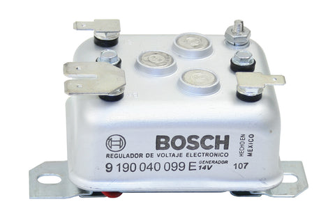 Classic VW 12 Volt Voltage Regulator by Bosch Empi 98-9068-B - dubparts.com
