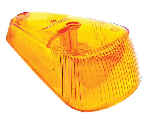 Classic VW Turn Signal Lense Late Model Type 1 Amber Right Empi 98-9519 - dubparts.com