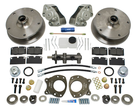 Classic VW Disc Brake Conversion Kit Type 2 Bus 64-66 Empi 22-2937 - dubparts.com