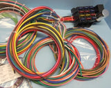 Classic VW Beetle Wire Harness Deluxe Kit, Type 1, Type 3 & Type 181 - dubparts.com
