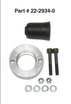 Classic VW Bus Master Cylinder Conversion Kit Empi 22-2934 - dubparts.com