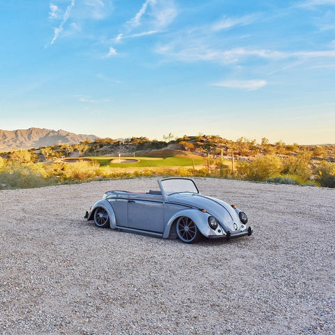 Classic VW Air Suspension for Type 1 Beetle and Ghia, Type 3