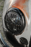 Classic VW & Porsche 356 Headlight Covers Polished - dubparts.com