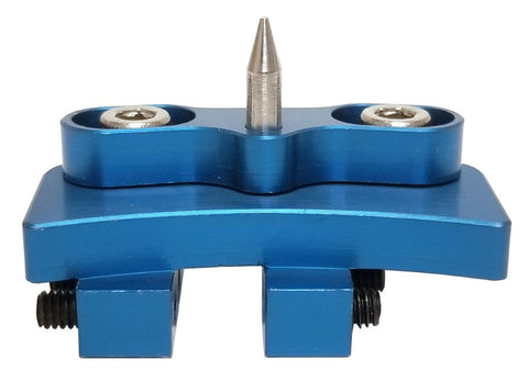 Classic VW Billet Timing Pointer Blue JayCee JC-2204 dubparts.com