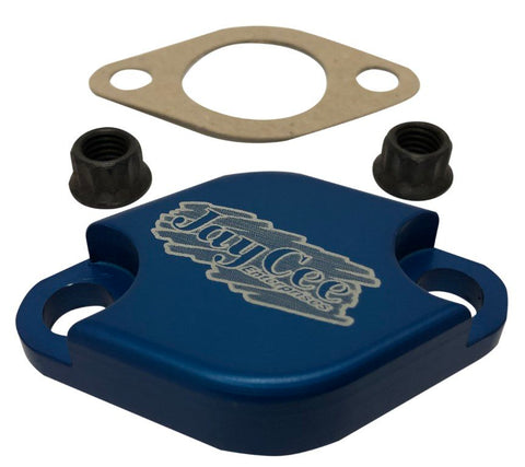Classic VW Universal Block of w/Hardware Blue JayCee JC-2300