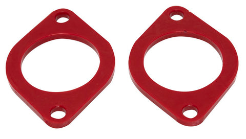 Classic VW Isolator Gaskets Red Pair JayCee JC-4311