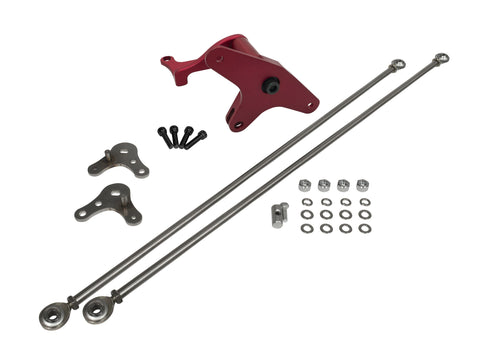 Classic VW Type 1 Racer Linkage Red Jaycee 4363