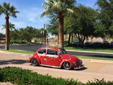 Classic VW DubAir Air Suspension System for Type 1 Beetle through 65 - dubparts.com