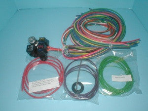 classic vw wiring harness and electrical components\u2013 dubparts comrebel wire sand rail harness kit