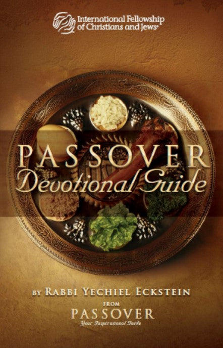 Passover Devotional Guide Booklet