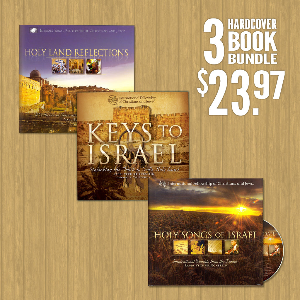 Inspirational 3-Book Bundle