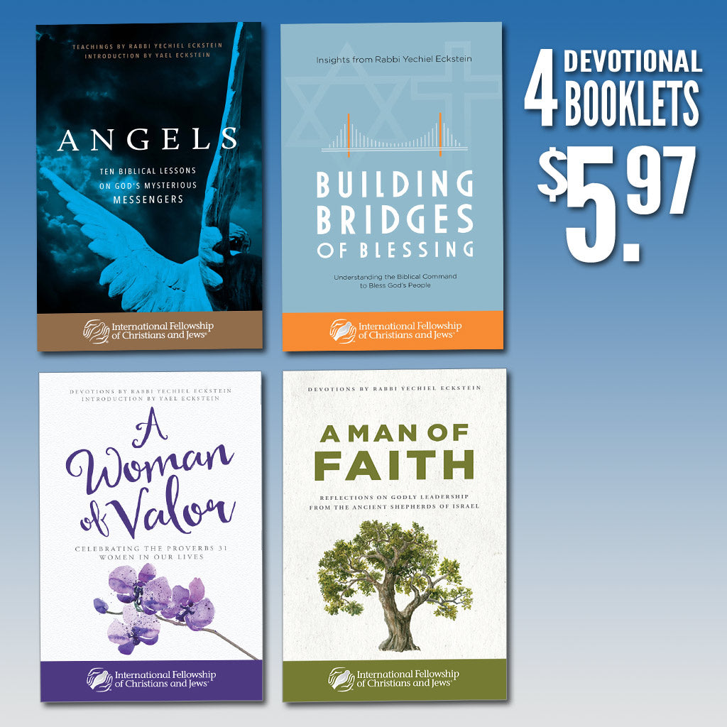 Devotional Booklet 4-Pack