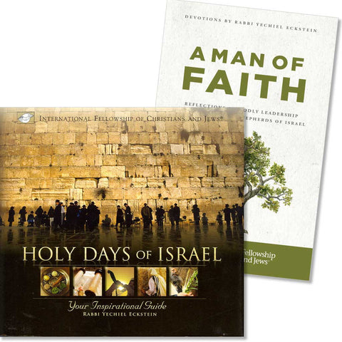 Holy Days of Israel with Bonus: A Man of Faith
