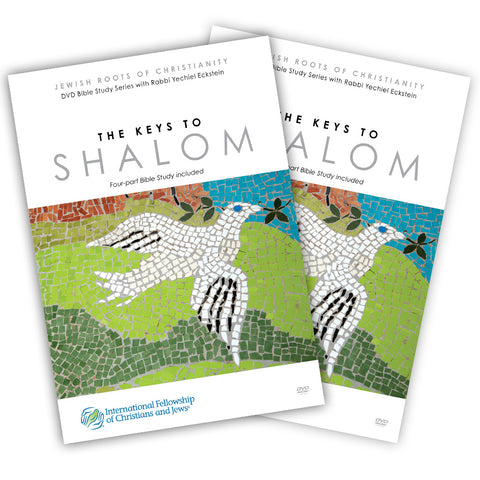 Keys to Shalom DVD Bible Study