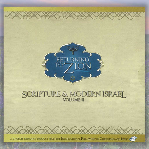 Returning to Zion: Scripture & Modern Life, Volume II CD-ROM