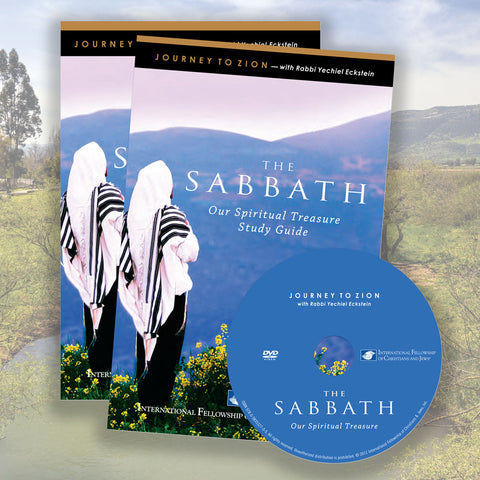 The Sabbath -- Our Spiritual Treasure DVD Bible Study