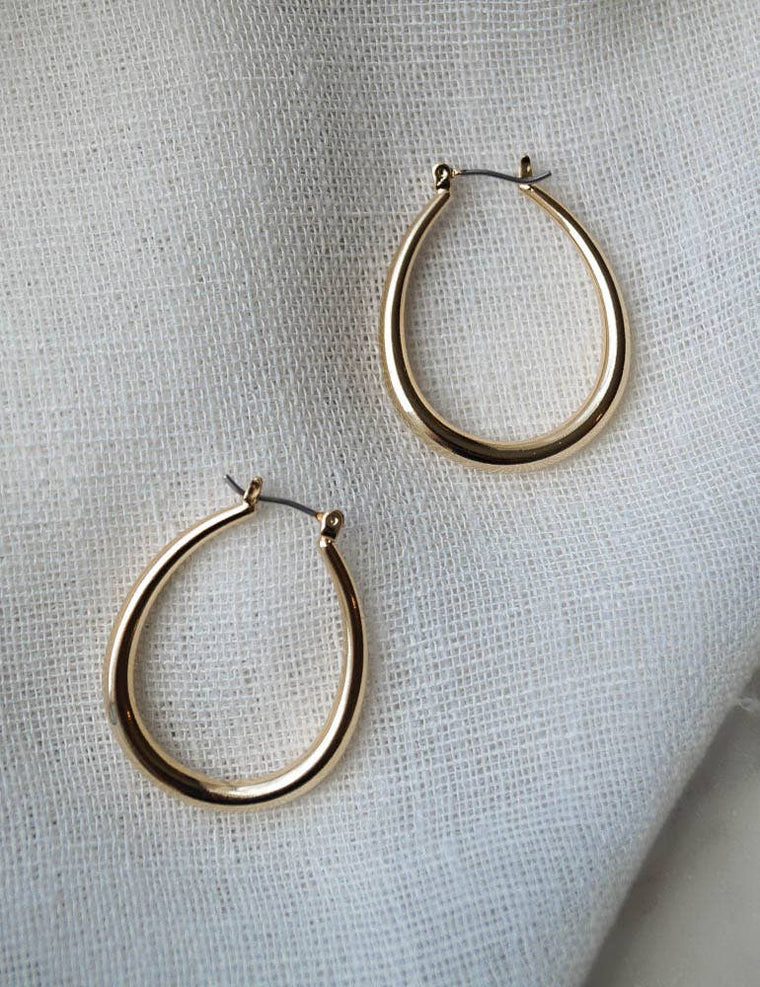 Wander + Lust Jewelry - Arie Hoops