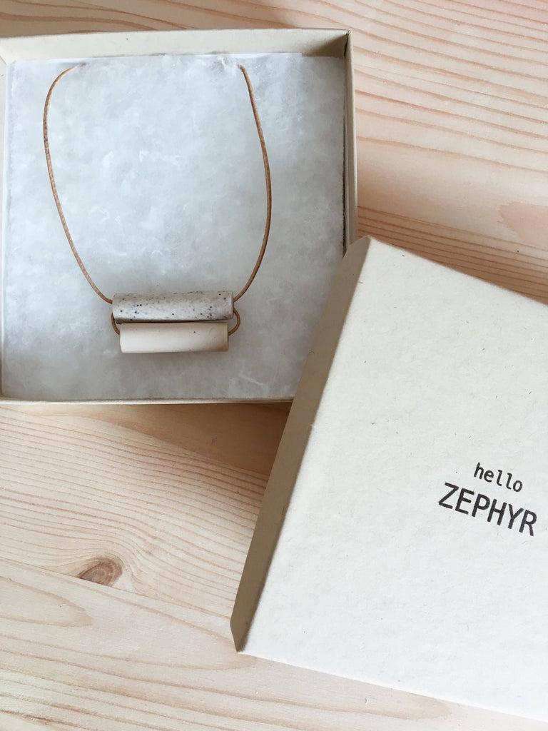Hello Zephyr - El Camino Real Necklace - KINDRED-the boheme collective