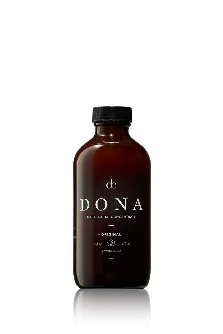 Dona Chai - Chai Concentrate, 8 oz - KINDRED-the boheme collective