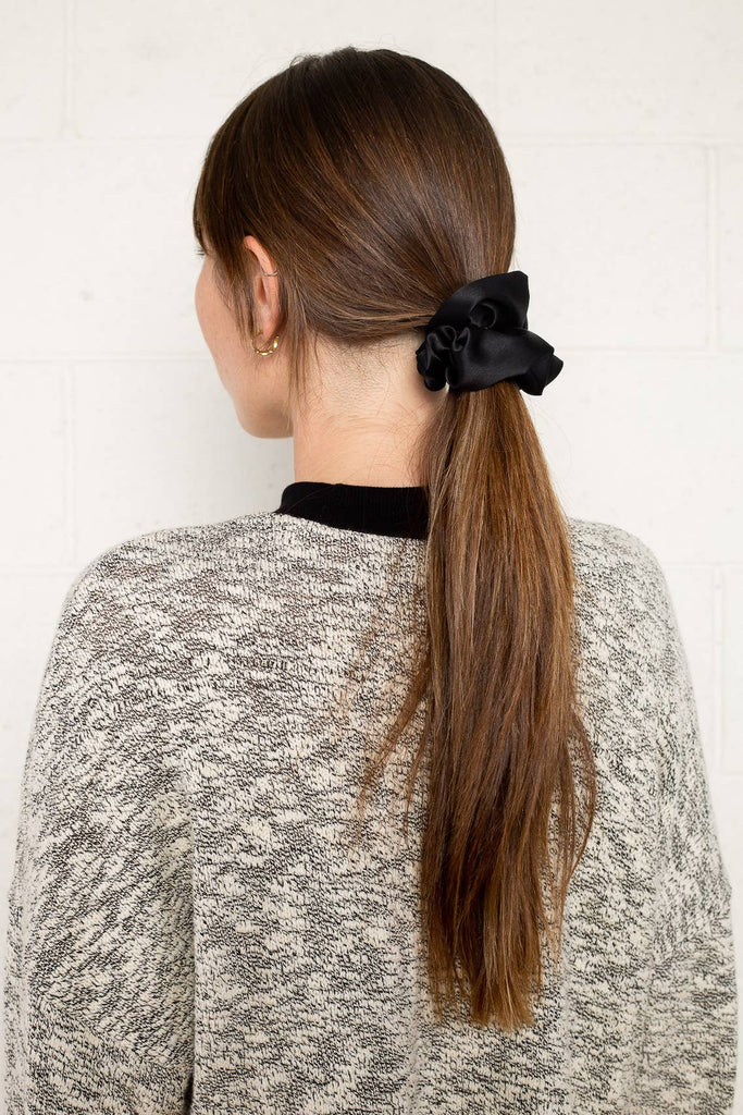 NLT - Satin Scrunchie
