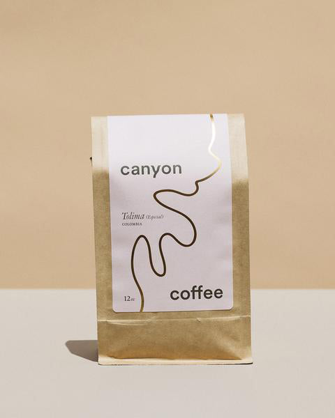 Canyon Coffee - Tolima Especial, Colombia