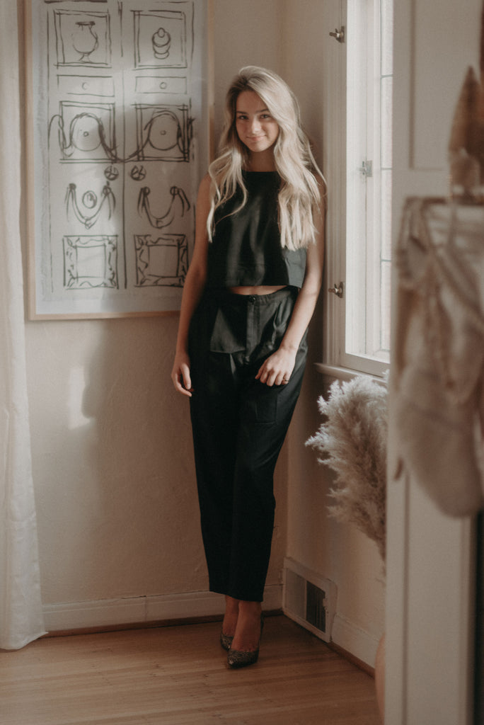Trouser Jumpsuit - KINDRED-the boheme collective