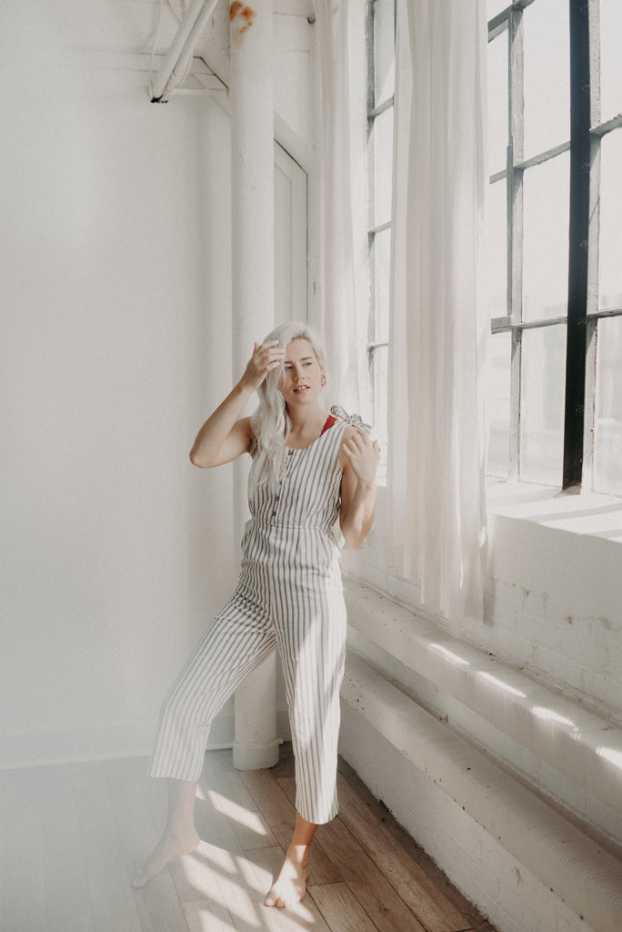 The August Jumpsuit - KINDRED-the boheme collective