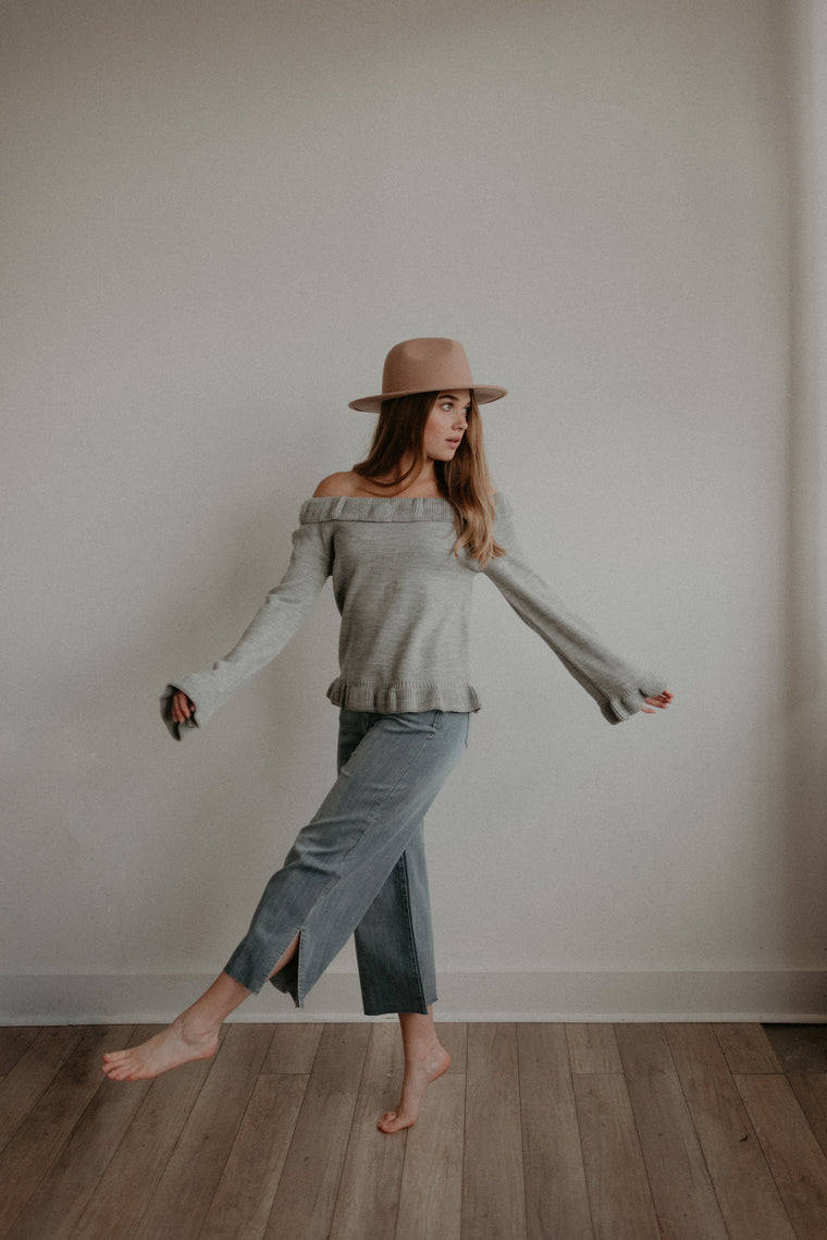 Denim Culotte - KINDRED-the boheme collective