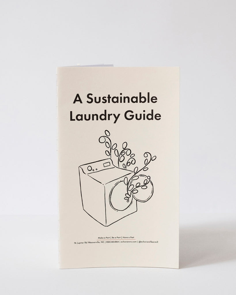 Echoview Fiber Mill - A Sustainable Laundry Guide - KINDRED-the boheme collective