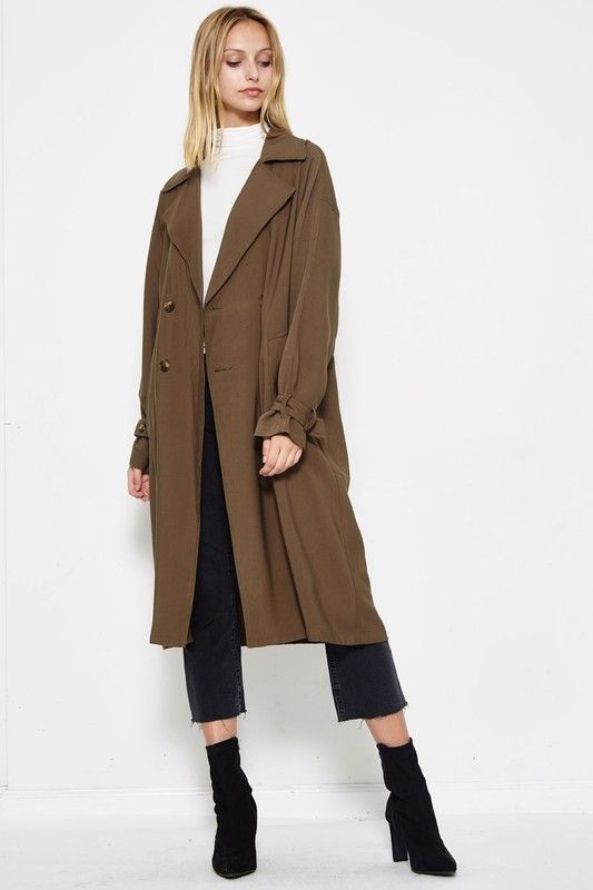 Gigi Trench - KINDRED-the boheme collective
