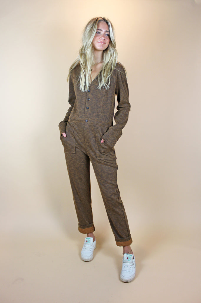 Amelia Jumpsuit - KINDRED-the boheme collective