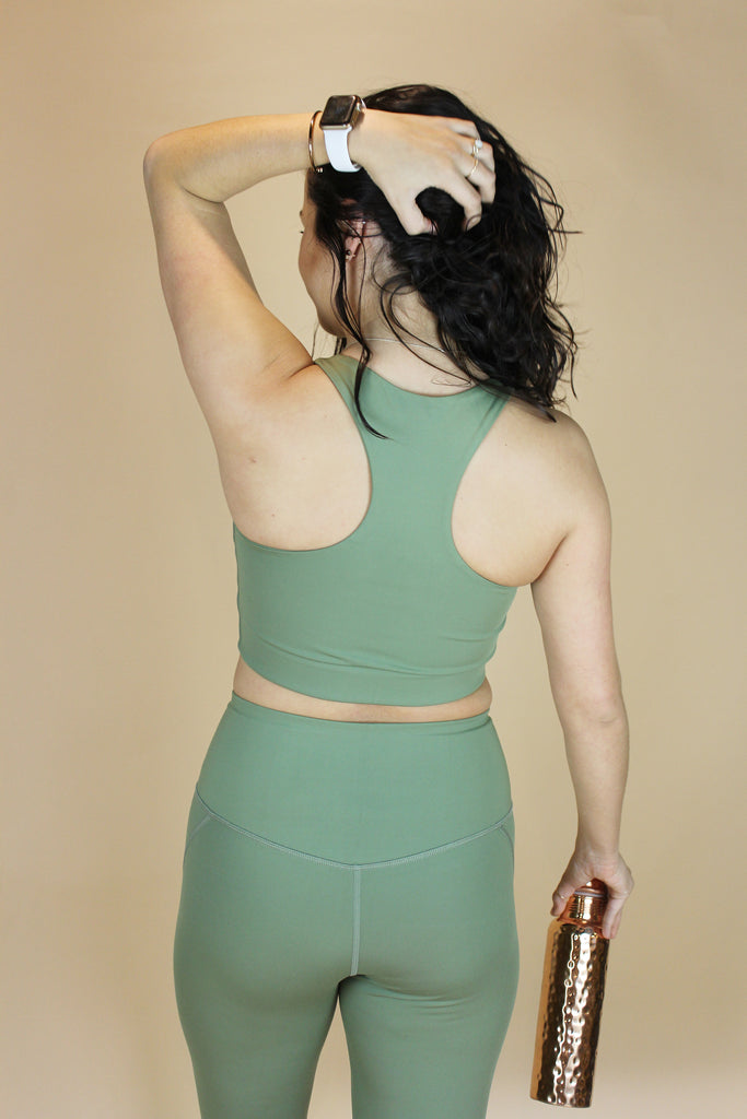 Olive Paloma Bra - KINDRED-the boheme collective