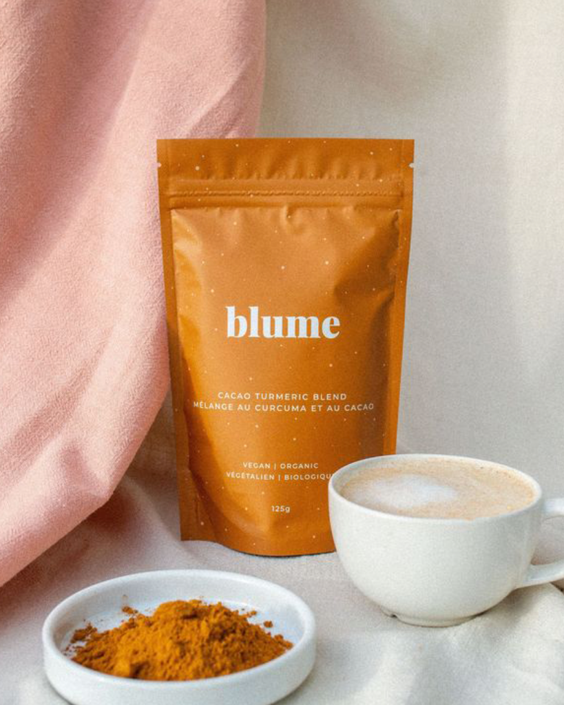 Blume - Cacao Turmeric Blend (Restocking Soon!) - KINDRED-the boheme collective