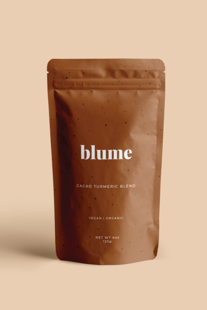 Blume - Cacao Turmeric Blend (Restocking Soon!)