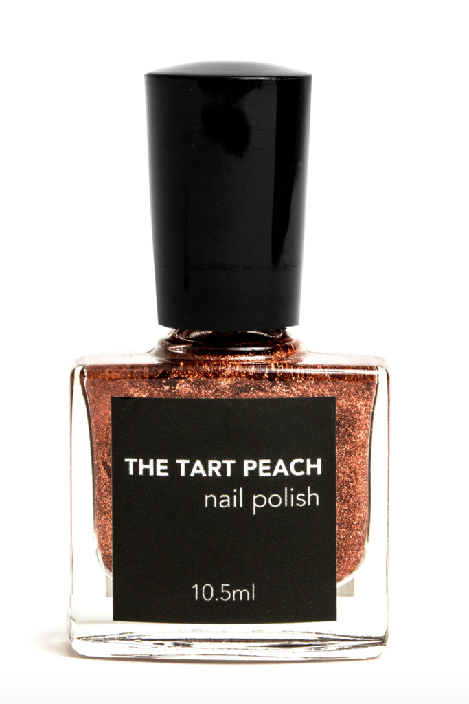 The Tart Peach - Mars Nail Polish