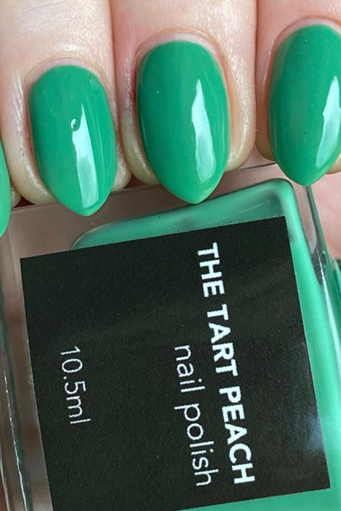 The Tart Peach - High Tide Nail Polish