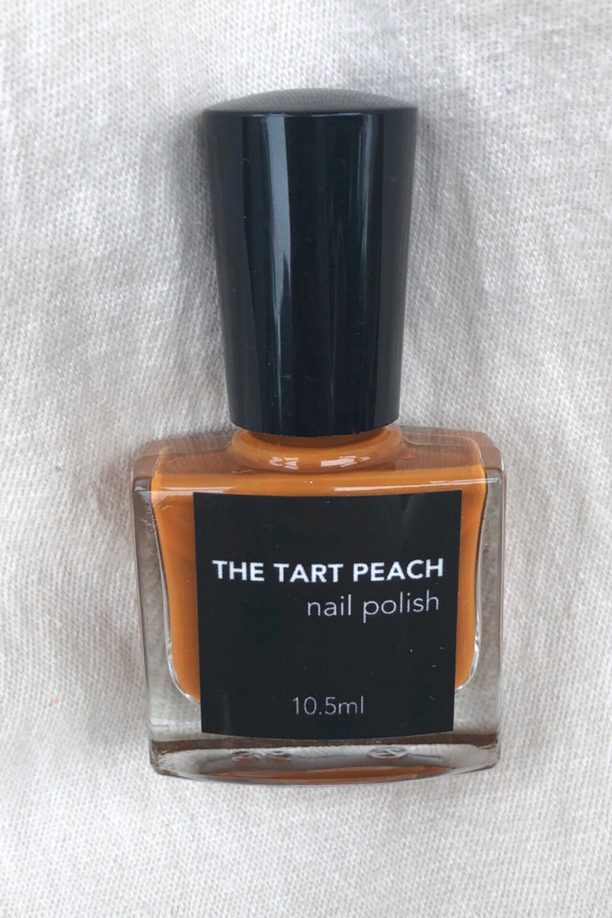 The Tart Peach - Sienna Nail Polish