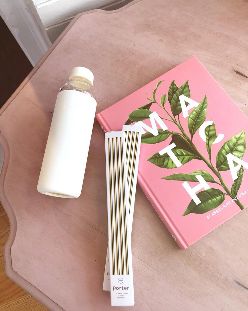 Golden Eco-Friendly Straws - KINDRED-the boheme collective