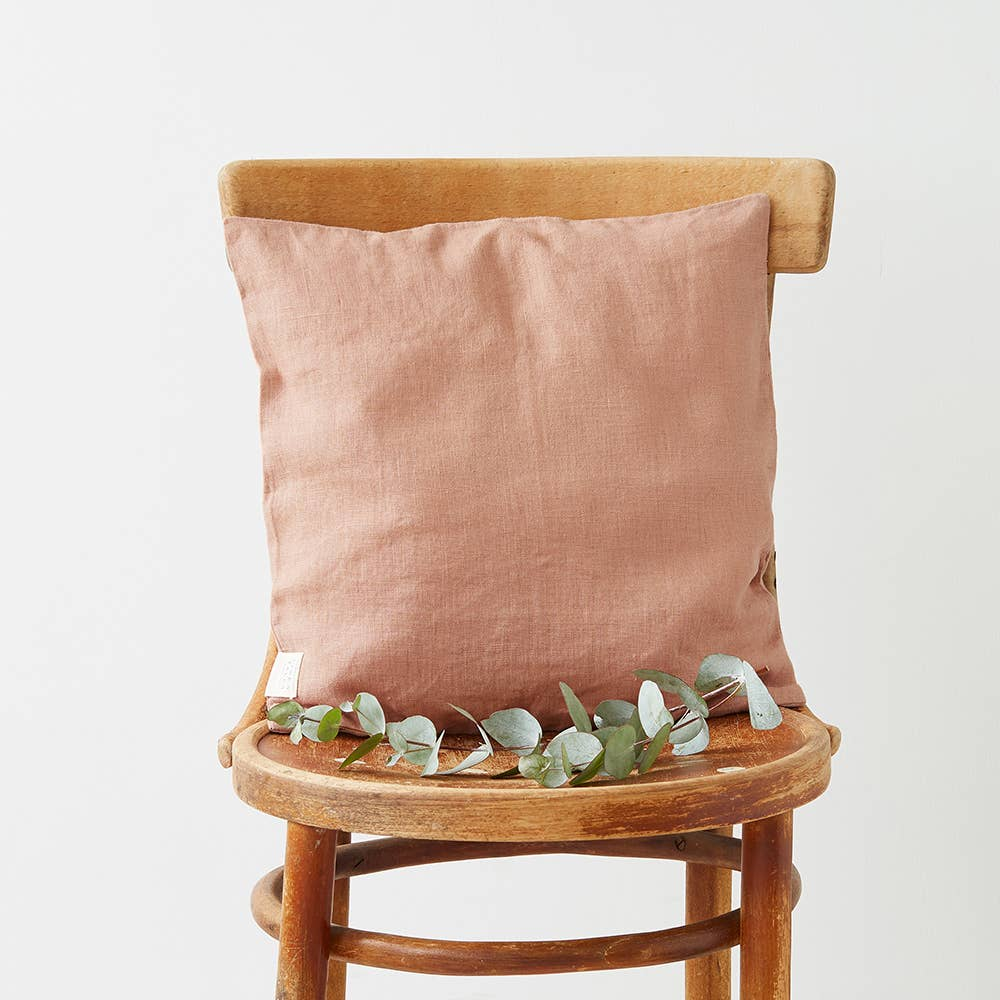 Linen Tales - Cushion Cover - KINDRED-the boheme collective