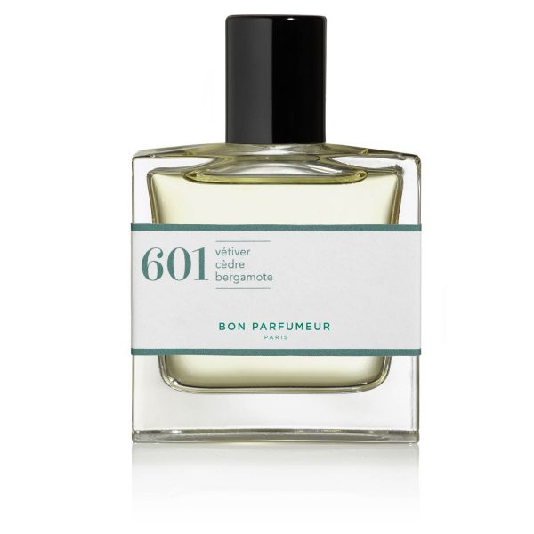 Bon Parfumeur - 601 - vetiver bergamot cedar - KINDRED-the boheme collective