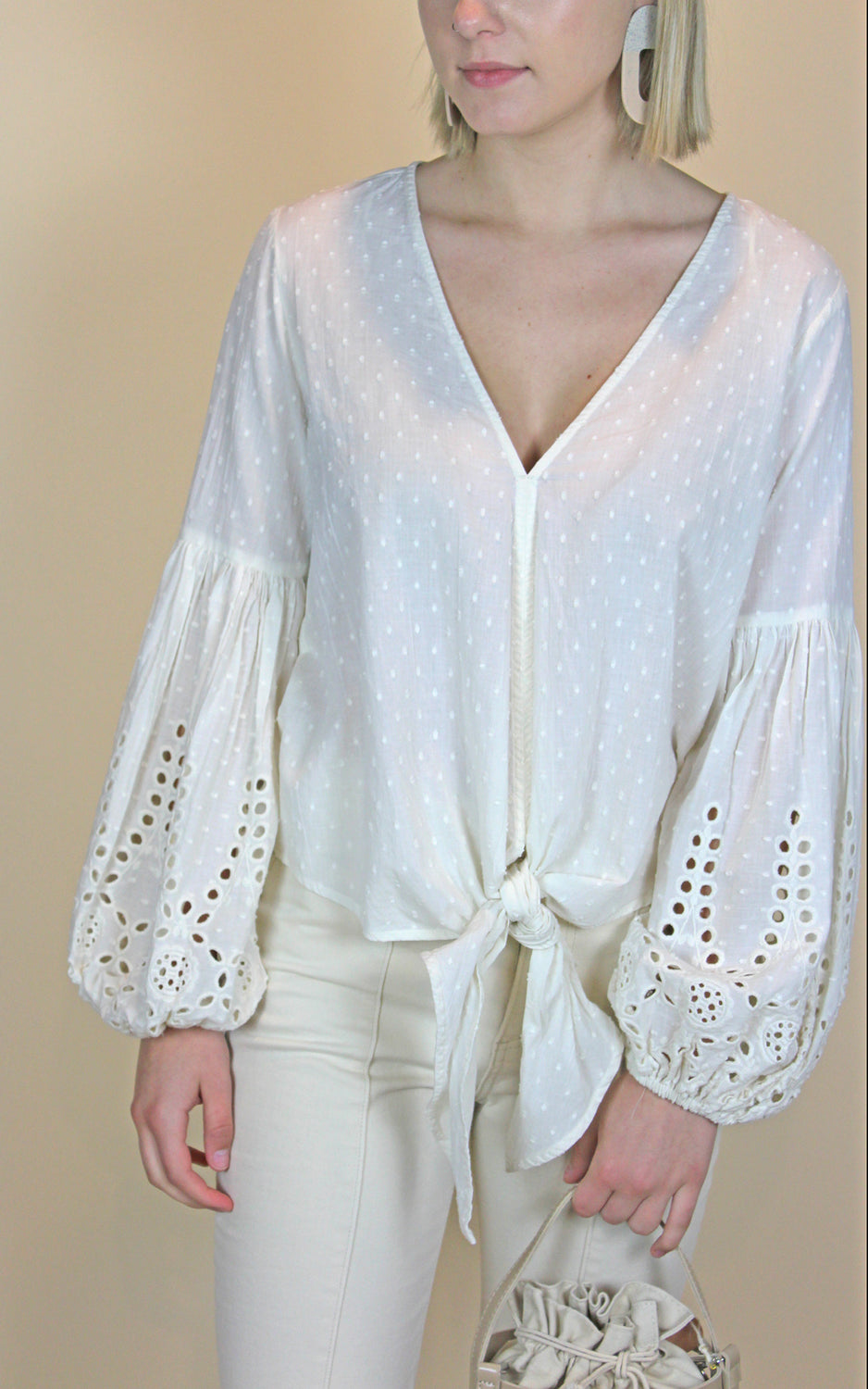 Brigitte Blouse - KINDRED-the boheme collective
