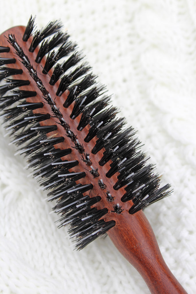 Acca Kappa - Porcupine Brush For Fine Hair