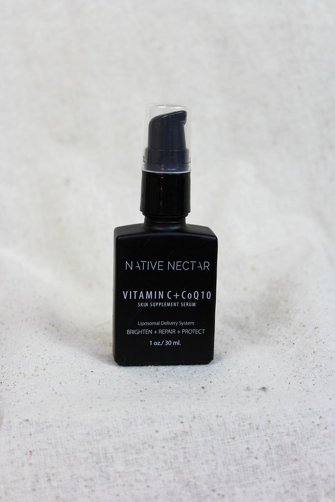 Vitamin C + CoQ10 Skin Supplement Serum - KINDRED-the boheme collective