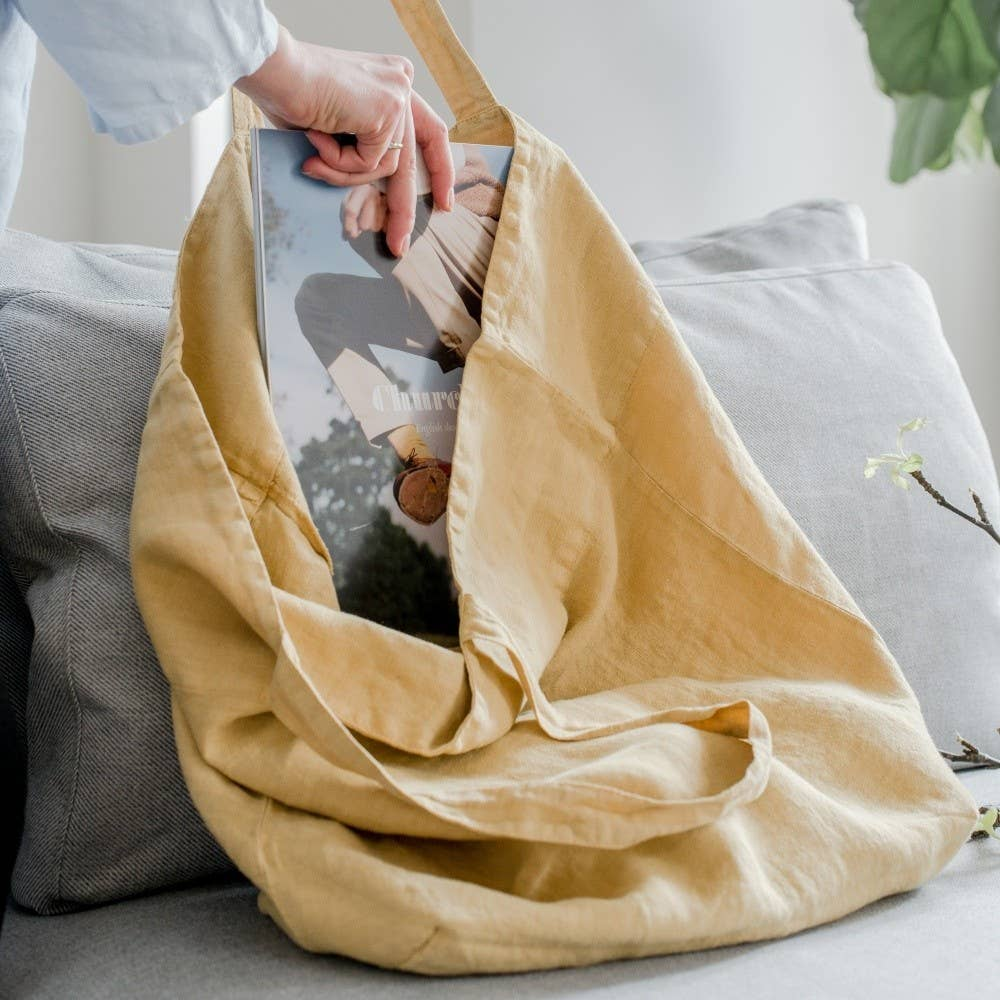 Linen Tales - Linen Bag - KINDRED-the boheme collective